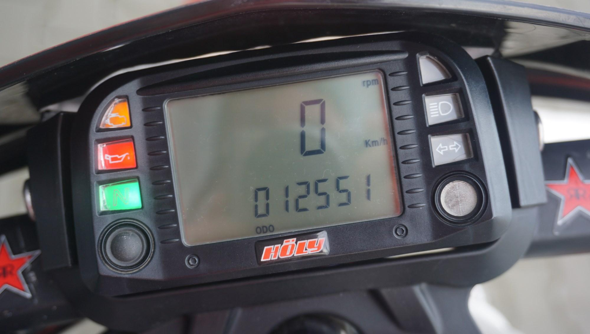 Aprilia SX 125 2T