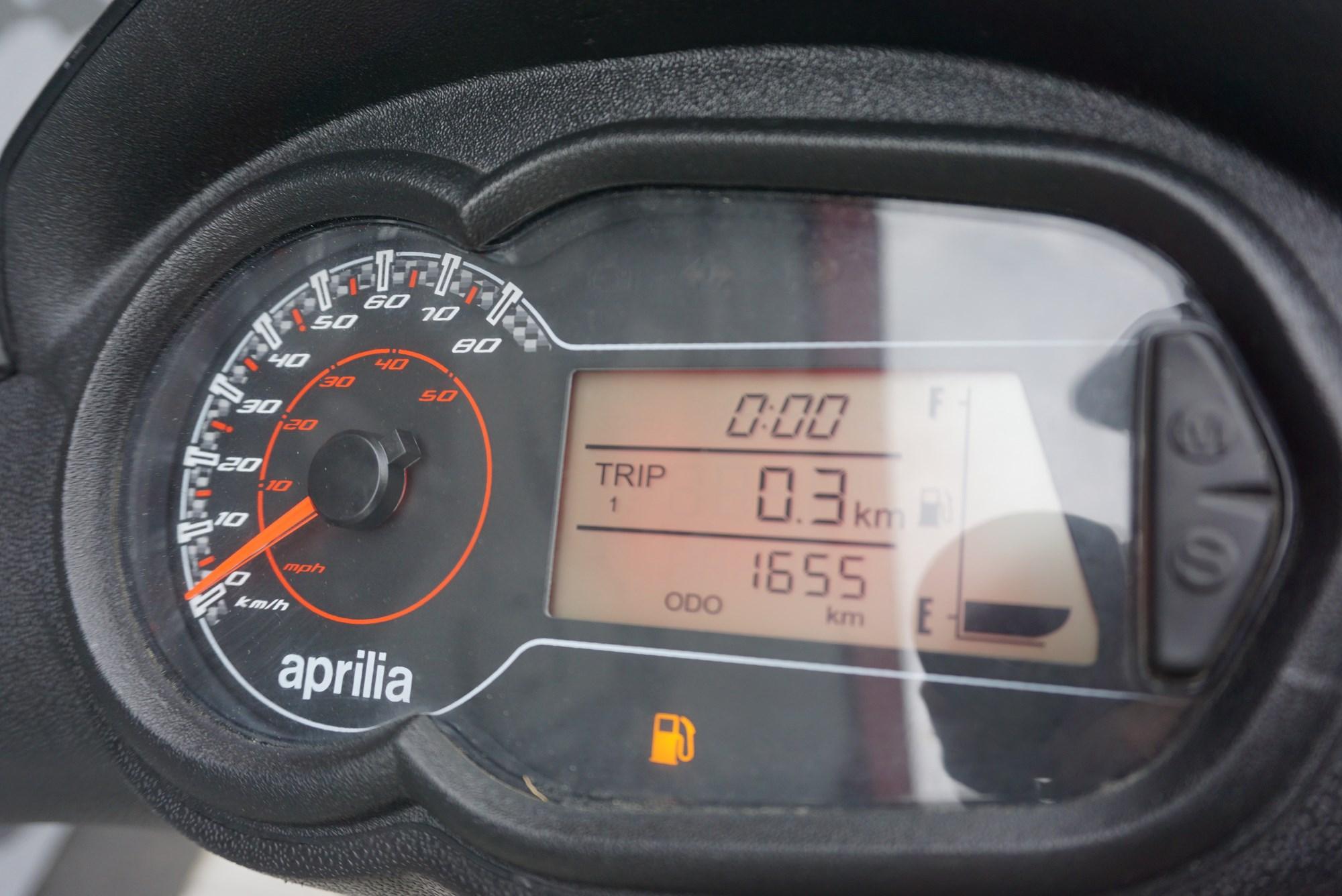Aprilia SR Motard 50
