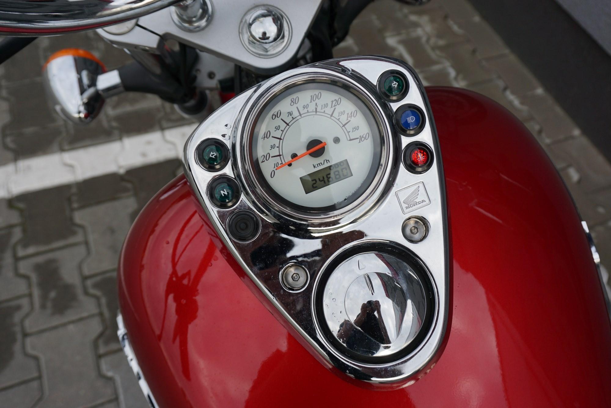 Honda Shadow 125