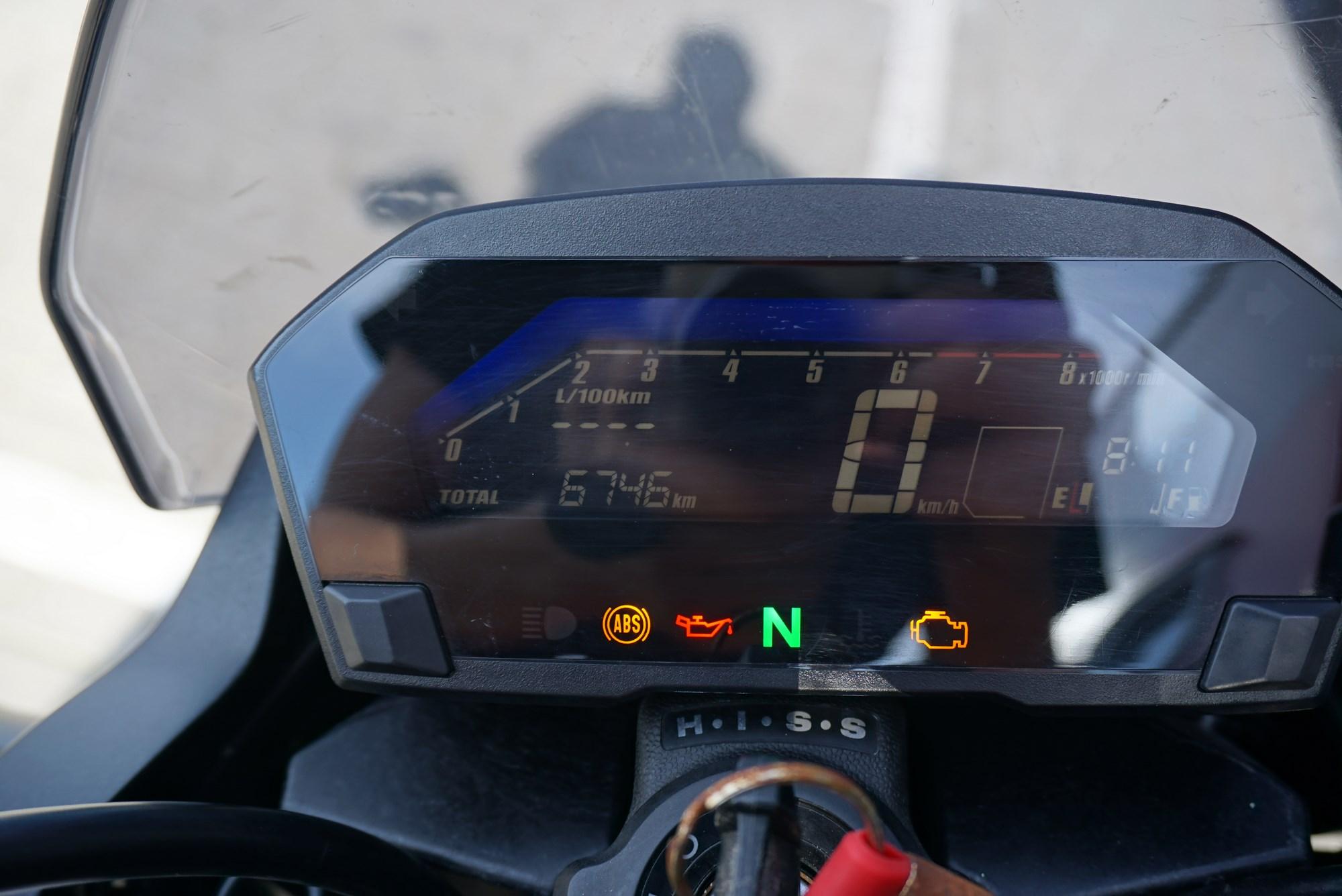 Honda NC 750 S