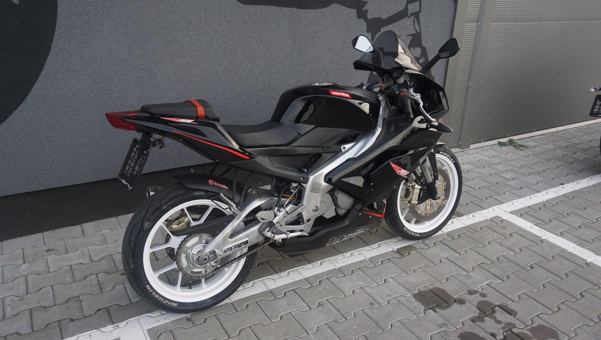 Aprilia RS 125 2T
