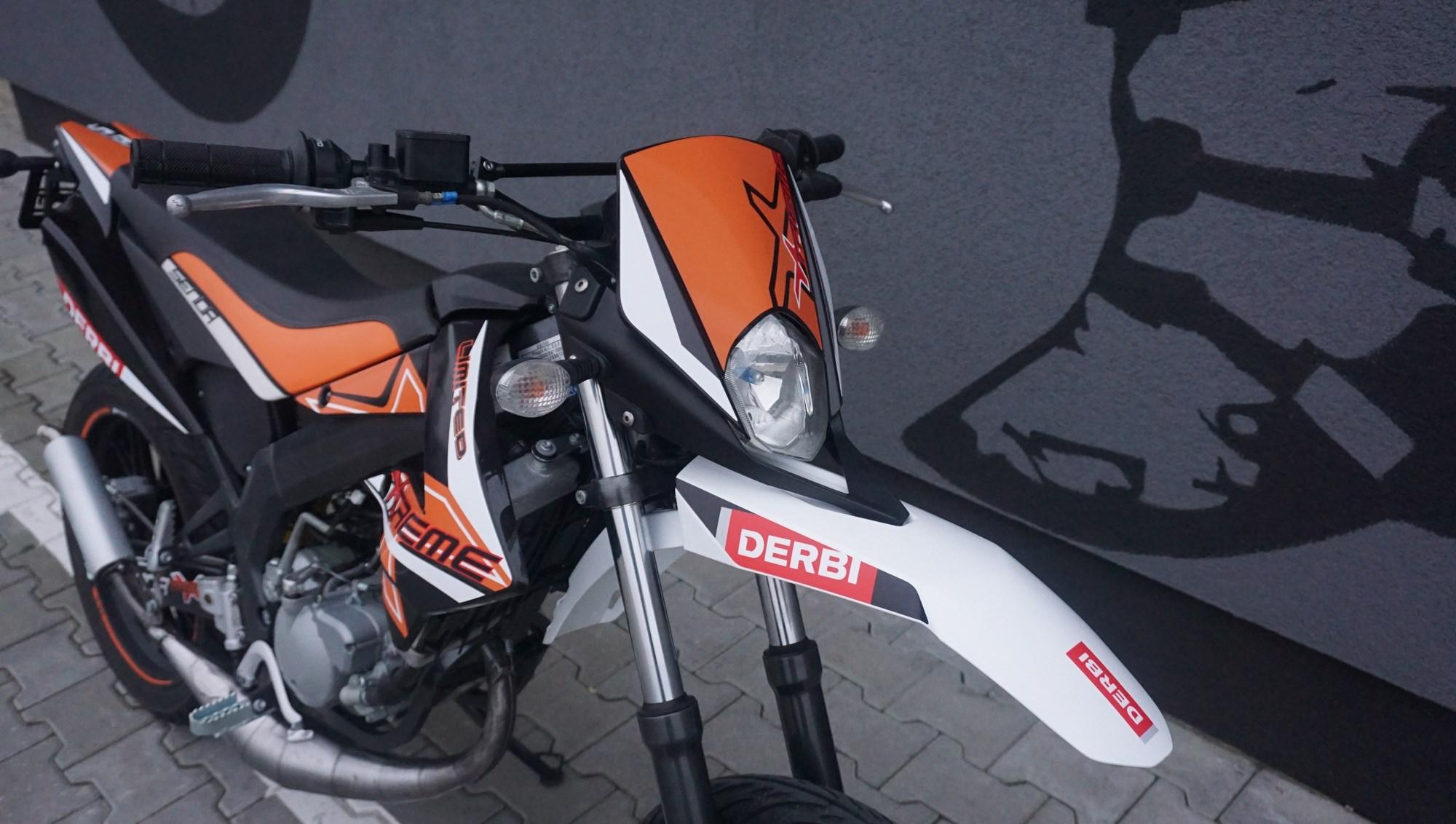 DERBi Senda DRD 50