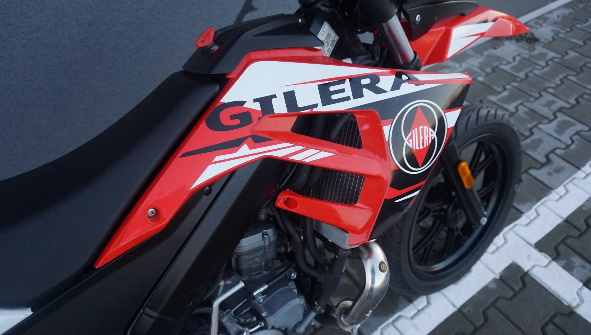 Gilera SMT 50