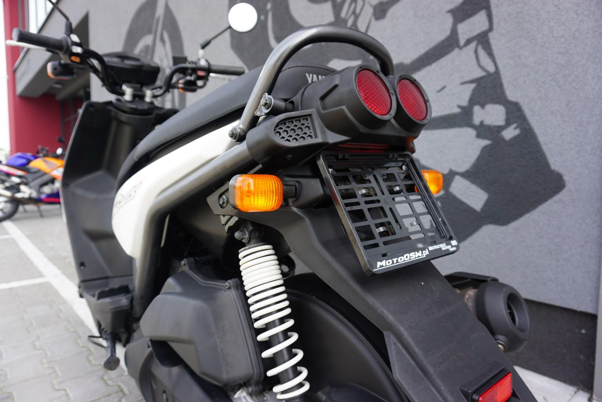 Yamaha BWS 125
