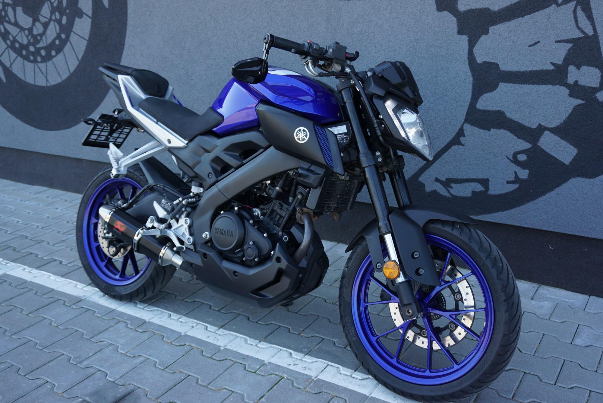 Yamaha MT 125 ABS