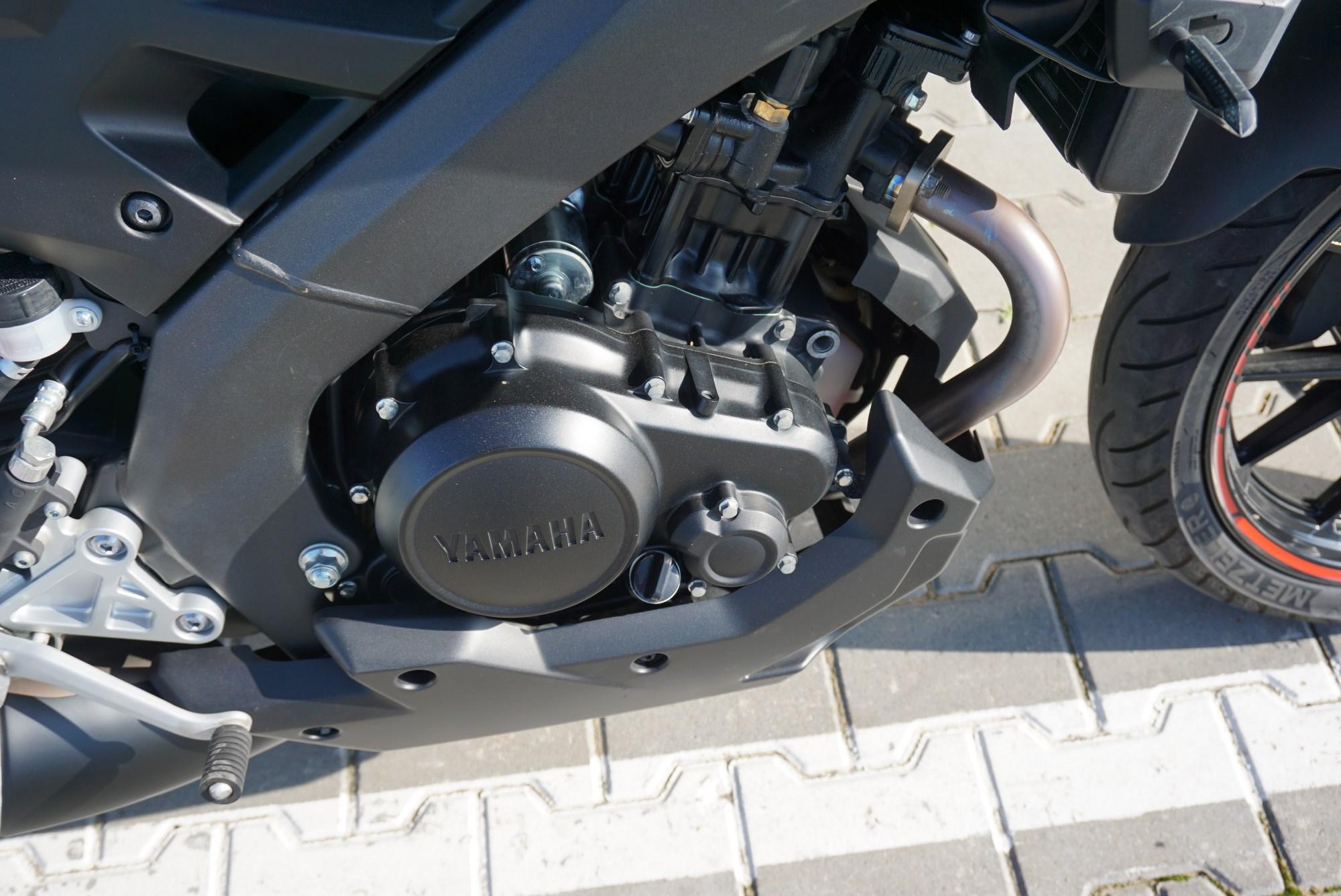 Yamaha MT 125 ABS Tech Black