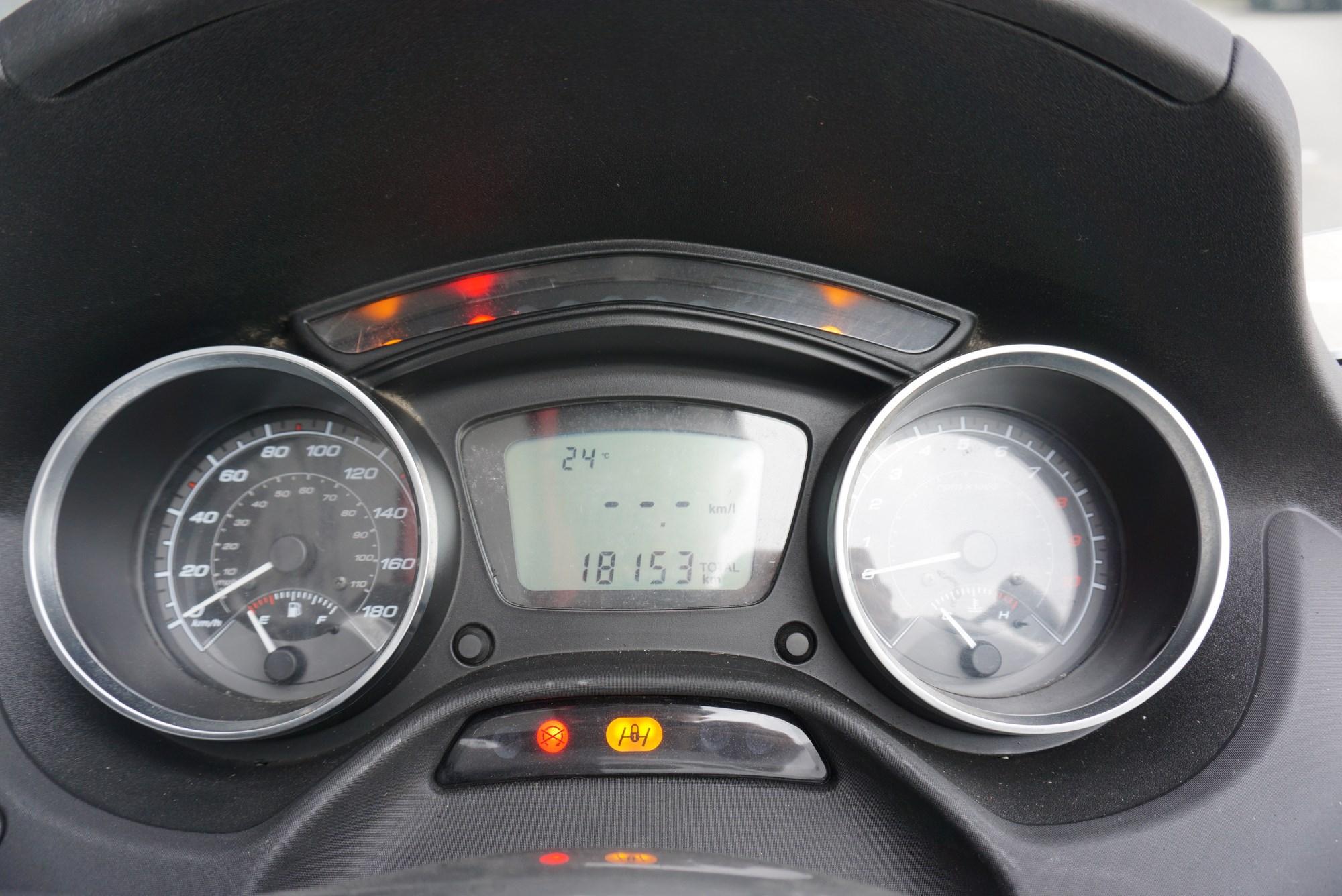 Piaggio MP3 500 LT ABS