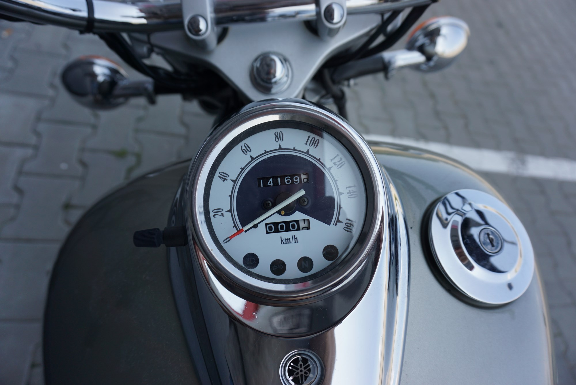 Yamaha Dragstar 125