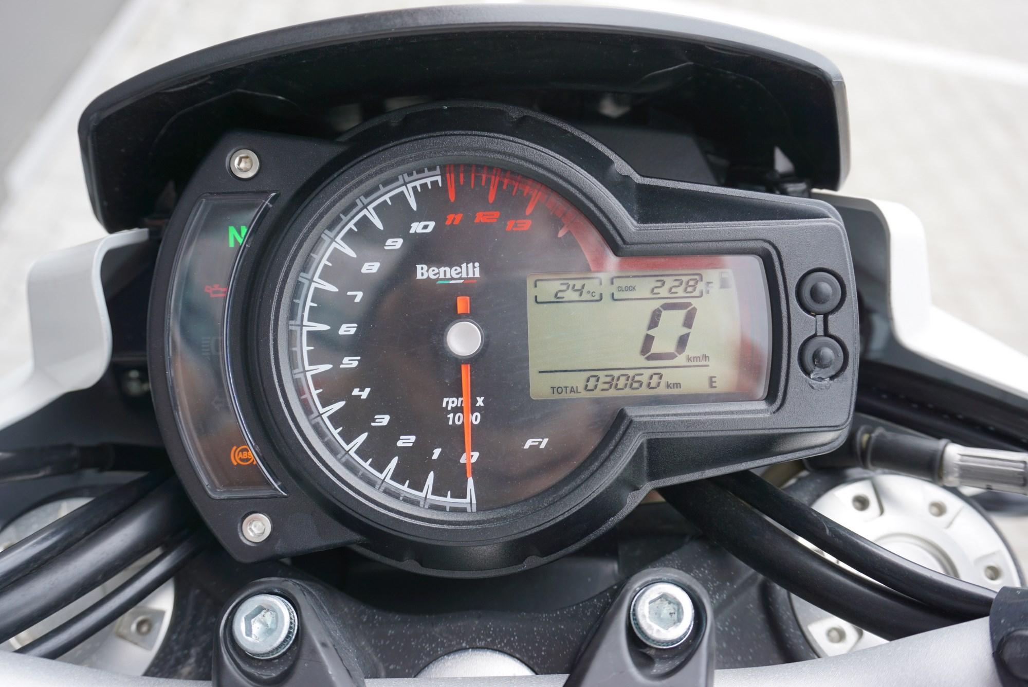 Benelli BN600