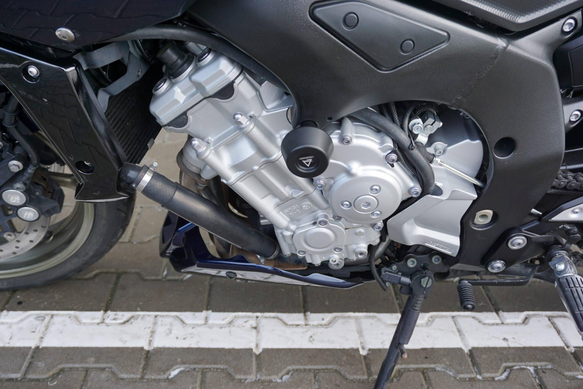 Yamaha FZ1-S ABS