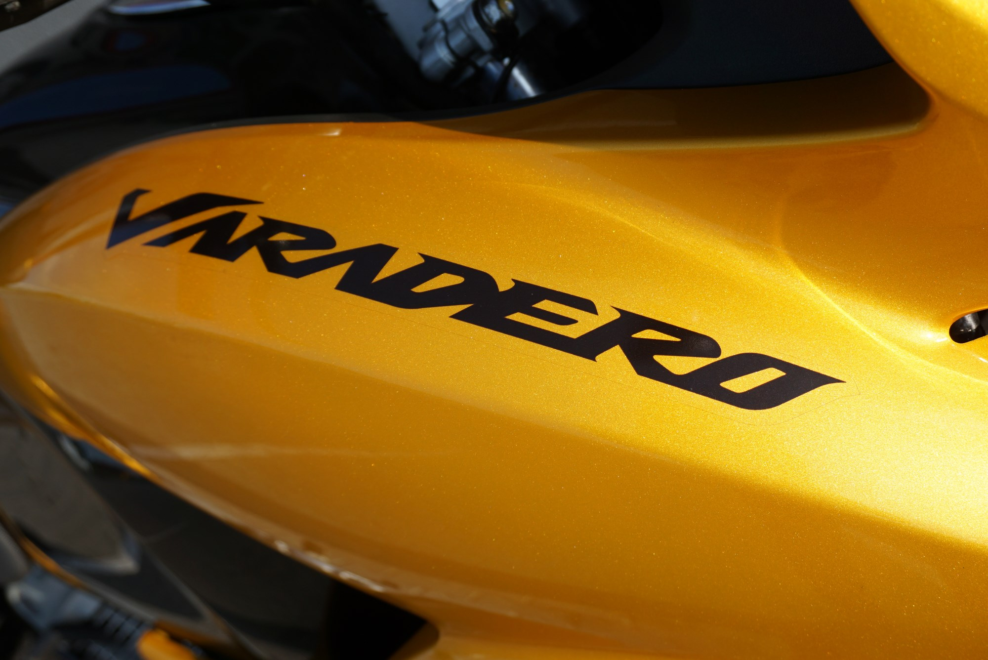Honda Varadero 125 De Luxe