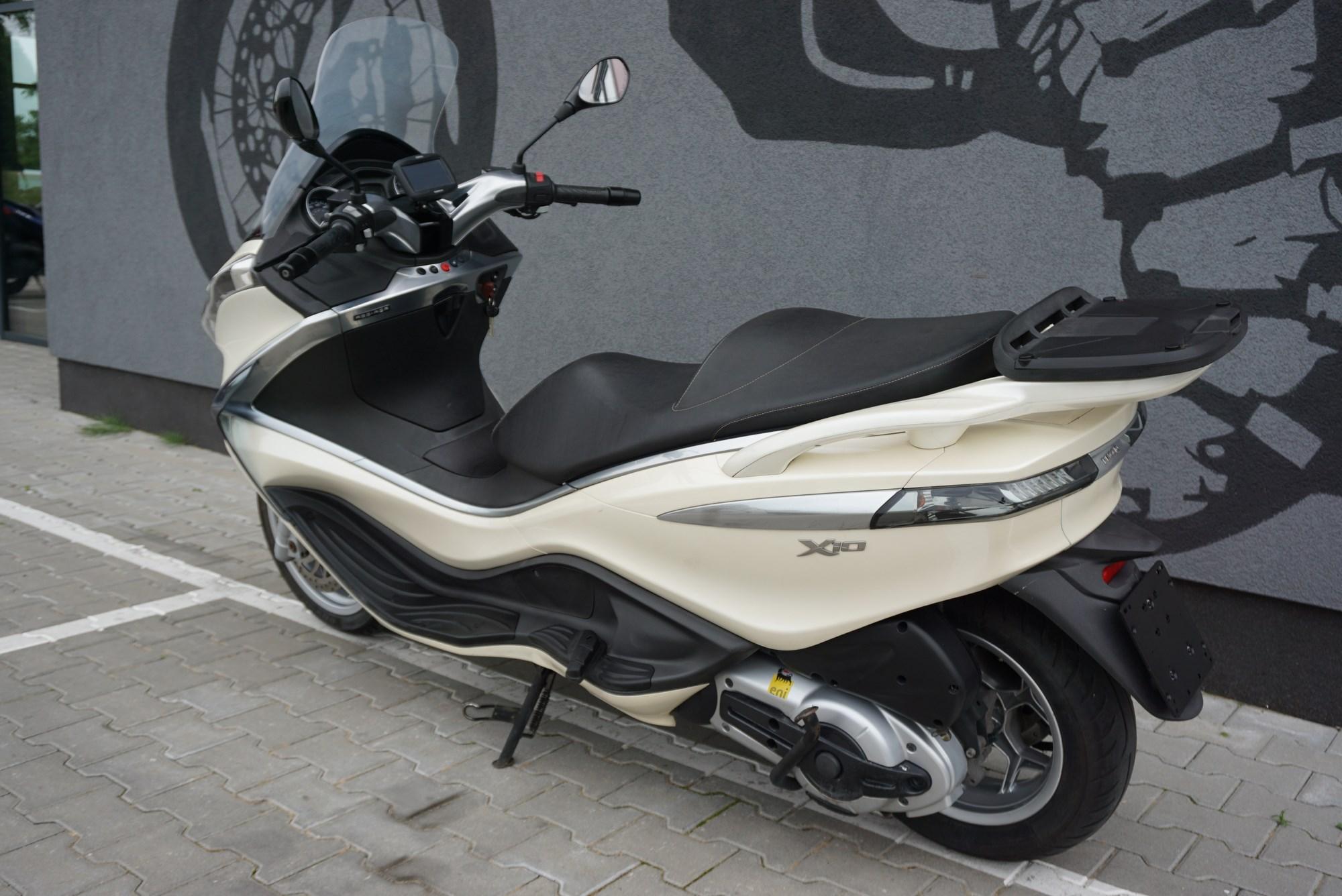Piaggio X10 500 ABS ASR