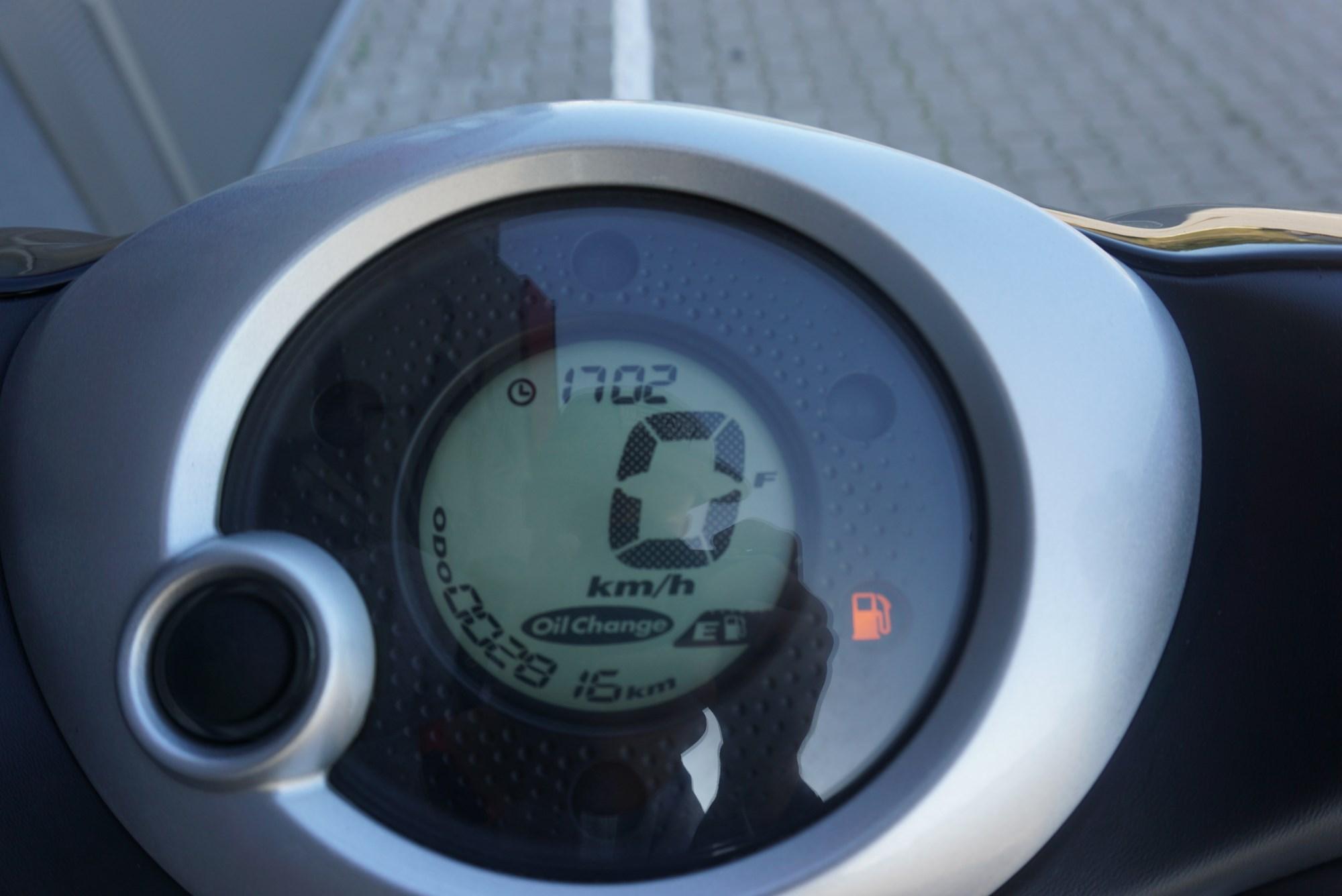 Yamaha Neos 50 4T