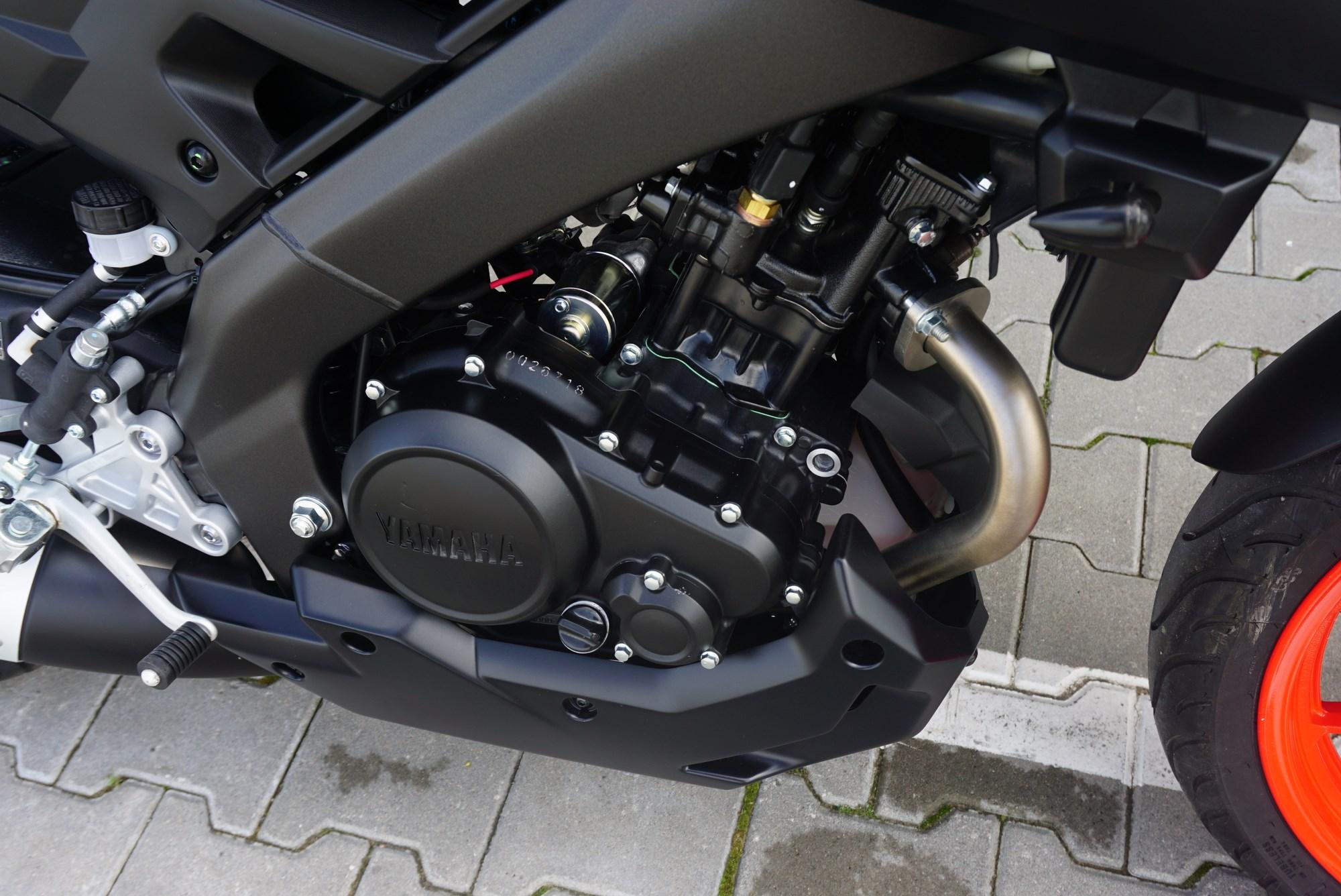 Yamaha MT 125 ICE FLUO