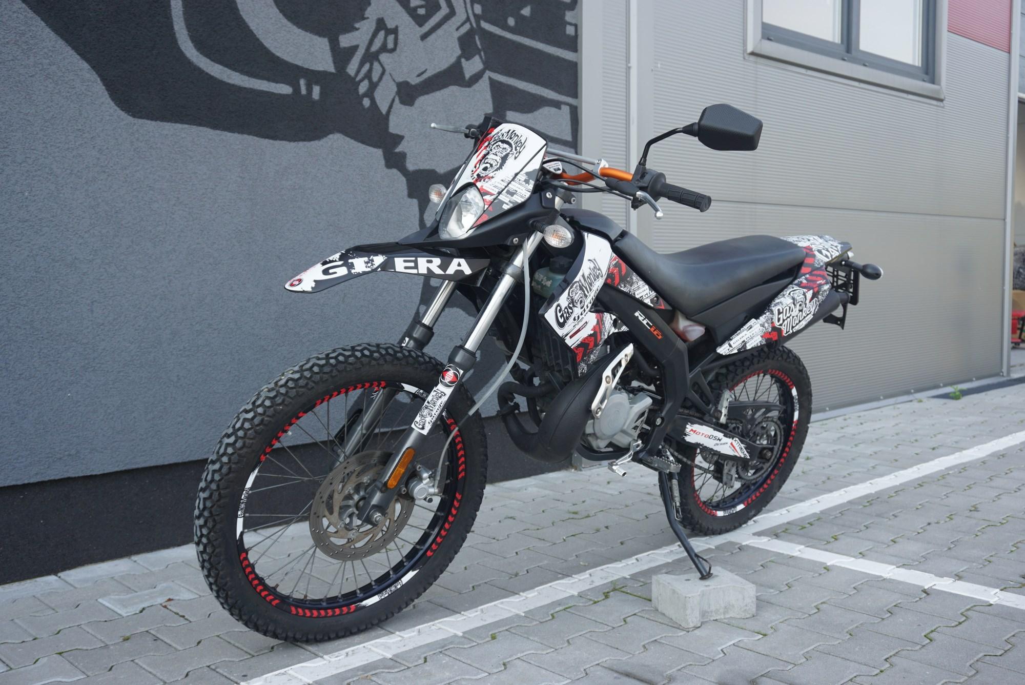 Gilera RCR 50
