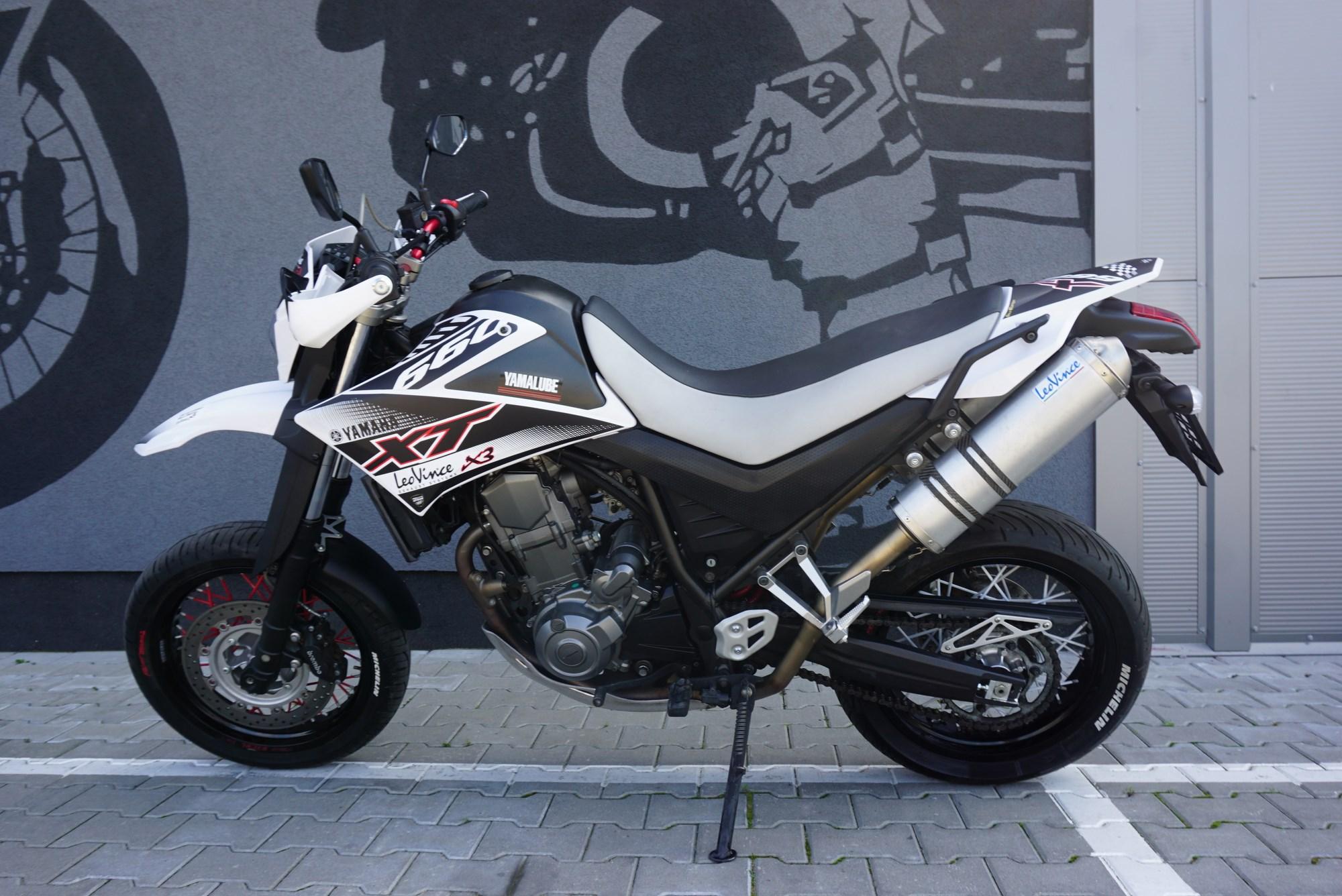 Yamaha XT 660 X