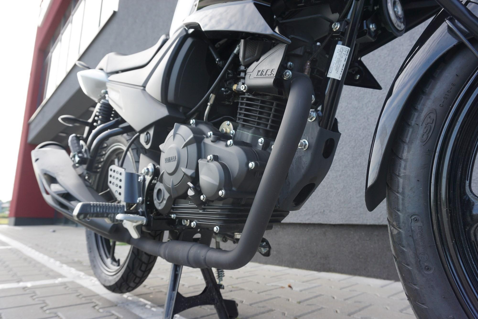 Yamaha YS 125 2020