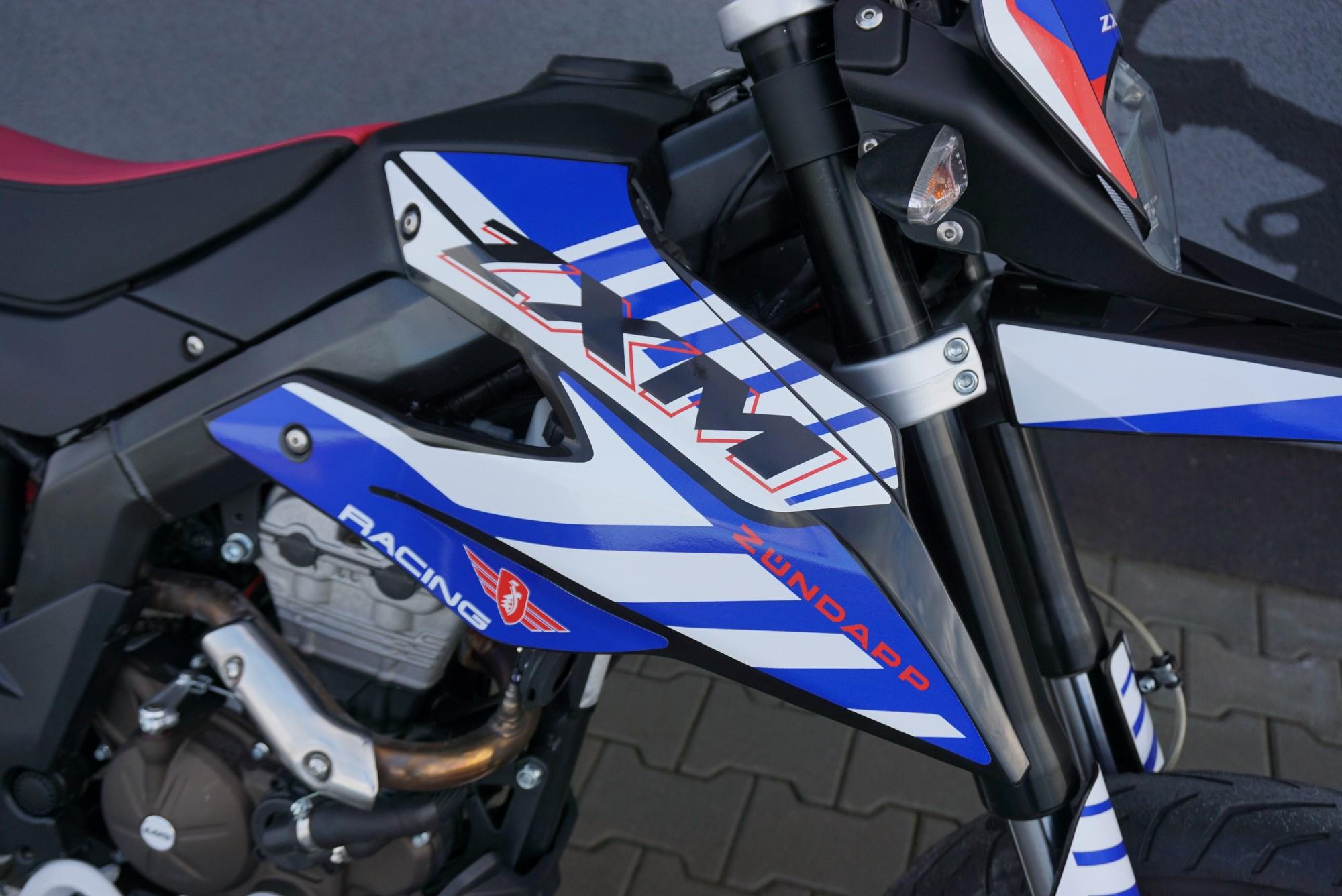 Zundapp ZXM 125 / Aprilia SX 125