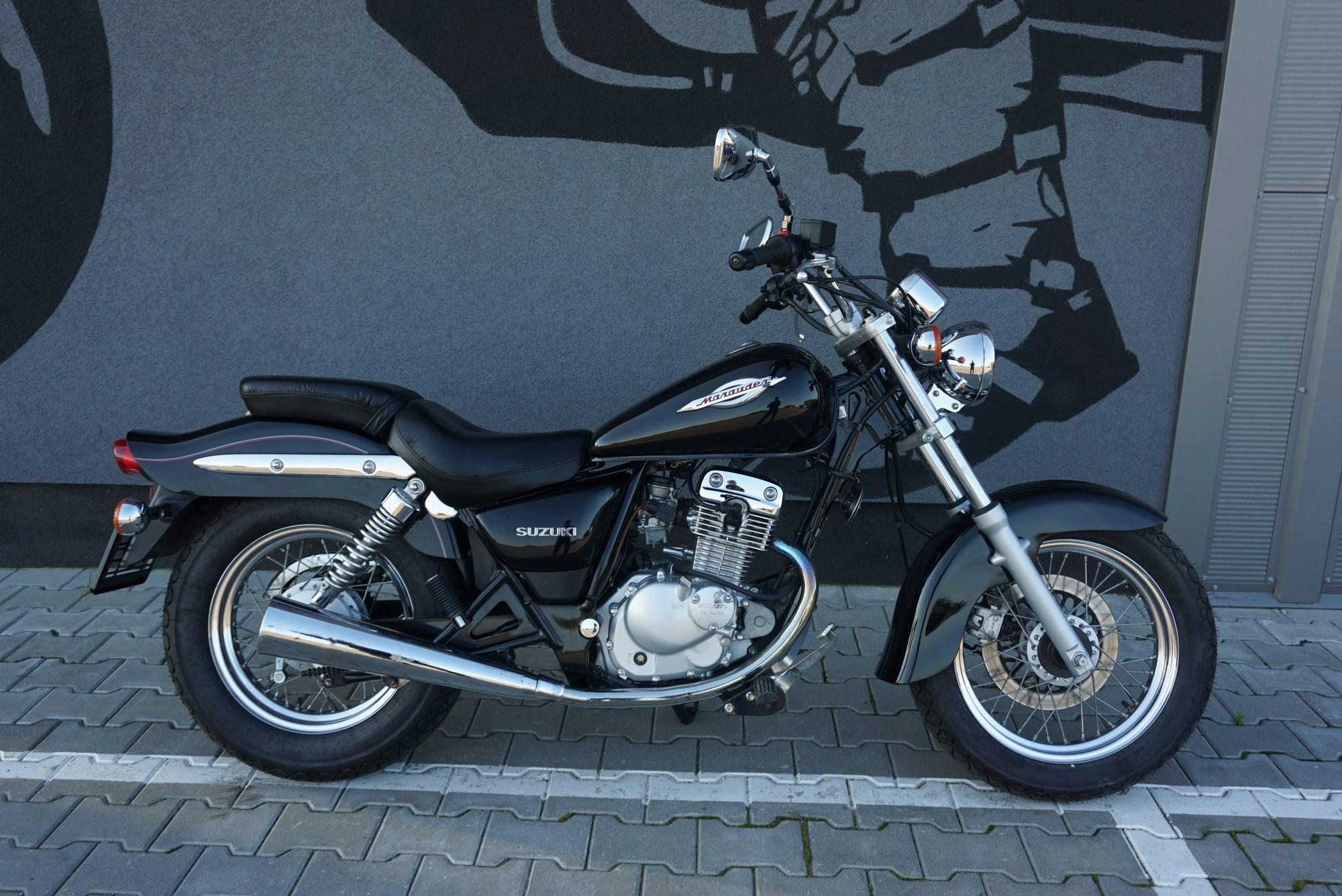 Suzuki Marauder 125
