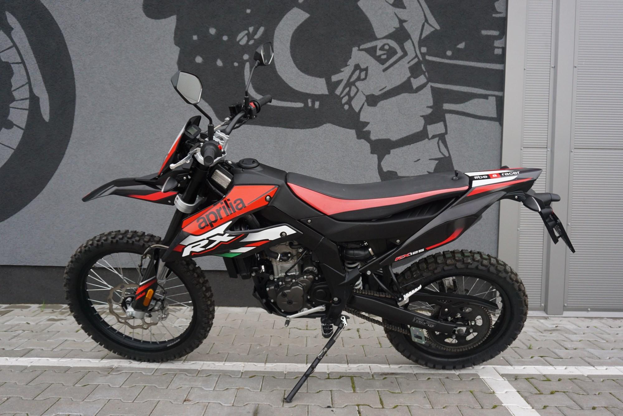 Aprilia RX 125 ABS