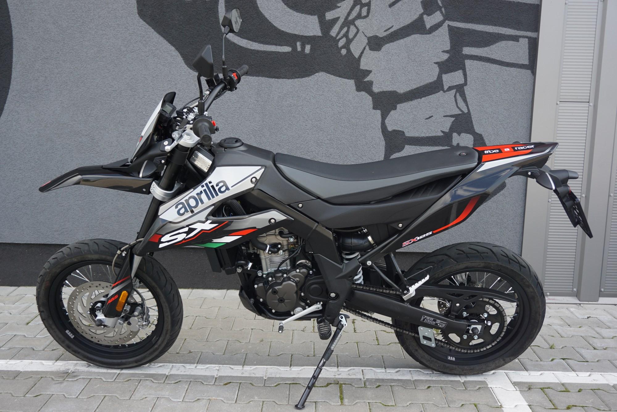 Aprilia SX 125 ABS