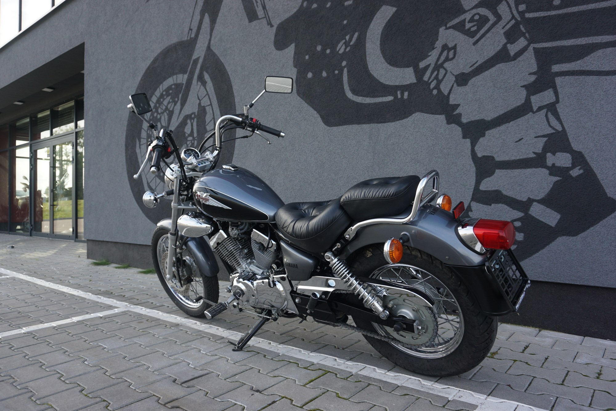 Yamaha Virago 125 CHROM