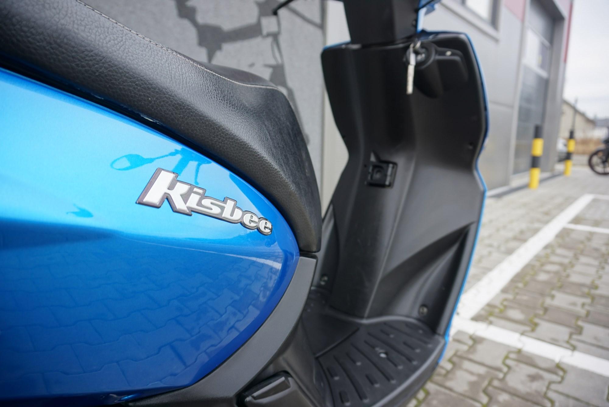 Peugeot Kisbee 50 2T